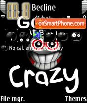Good be crazy es el tema de pantalla