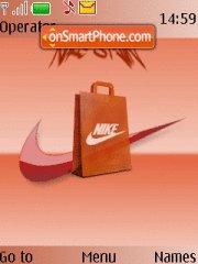 Nike Stylin theme screenshot