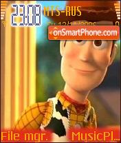 Toy Story theme screenshot