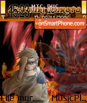 Theme Of Naruto V2 theme screenshot