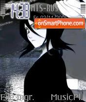 Rukia theme screenshot