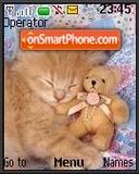 Cat and Bear es el tema de pantalla