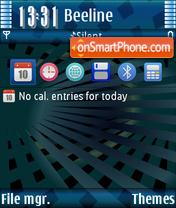 Vortex 01 es el tema de pantalla