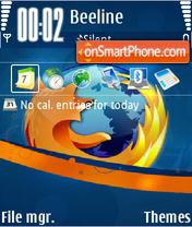 Firefox 07 tema screenshot