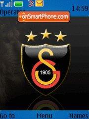 Galatasaray Temasi es el tema de pantalla
