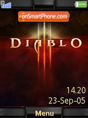 Diablo 3 Shake It es el tema de pantalla