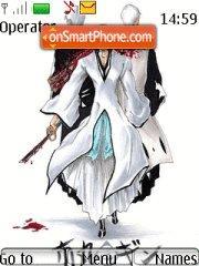 Ichimaru Gin 01 es el tema de pantalla