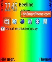ColorfulDay2 Def es el tema de pantalla