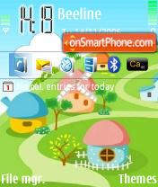 My House theme screenshot