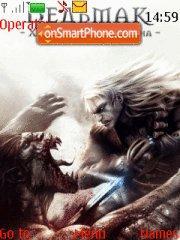 Witcher es el tema de pantalla