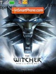 The Witcher 01 theme screenshot