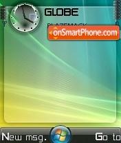 Windows Vista V16 theme screenshot