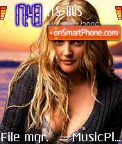 Drew Barrymore 5 es el tema de pantalla