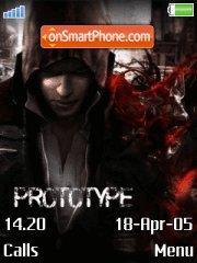 Prototype es el tema de pantalla