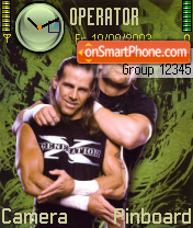 D-generation-x theme screenshot