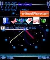 Animated Nokia theme screenshot