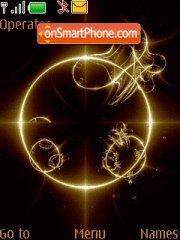 Circle es el tema de pantalla