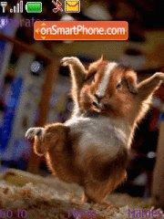 Hamster theme screenshot