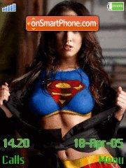 Megan Fox 07 es el tema de pantalla