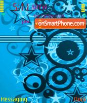 Star Abstract theme screenshot