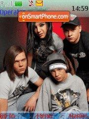 Tokio Hotel es el tema de pantalla