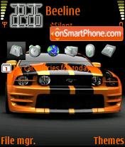 Orange Mustang es el tema de pantalla