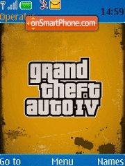 Gta 4 03 theme screenshot