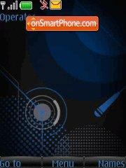 Xpress Music Tone es el tema de pantalla