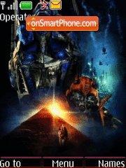 Transformers 2 es el tema de pantalla