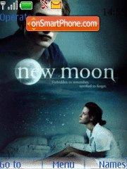 New Moon Night es el tema de pantalla