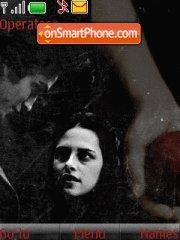 New Moon And Twilight es el tema de pantalla