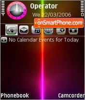 Xperia theme theme screenshot