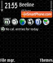 Black 11 es el tema de pantalla