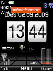 Smart Mobile theme screenshot