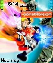 Naruto Vs Sasuke 03 theme screenshot