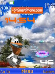 Swf pelican animated theme screenshot