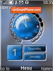 Chrome Dash es el tema de pantalla