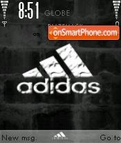 Adidas 36 es el tema de pantalla