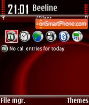 Red 10 es el tema de pantalla