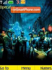 Watchmen es el tema de pantalla