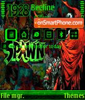 Spawn 03 es el tema de pantalla