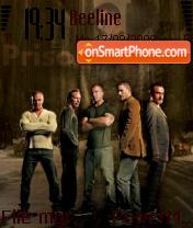 Prison Break 13 es el tema de pantalla