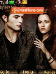 Twilight Saga New Moon es el tema de pantalla