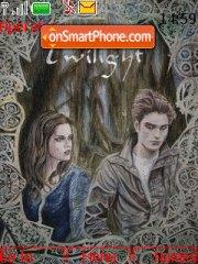 Drawing Twilight es el tema de pantalla