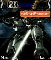 Wing Zero Gundam theme screenshot