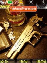 Pistol theme screenshot