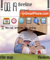 Tsai theme screenshot