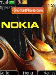 Nokia Animated 04 Theme-Screenshot