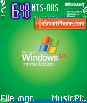 Windows Xp Old Edition theme screenshot