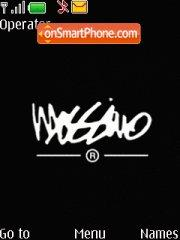 Mossimo theme screenshot